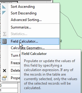 Split values of a field | GeoNet, The Esri Community | GIS