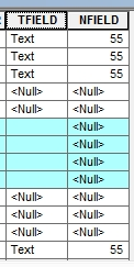 Arcmap Dealing With Nulls