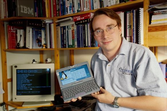 Linux Designer Linus Torvalds