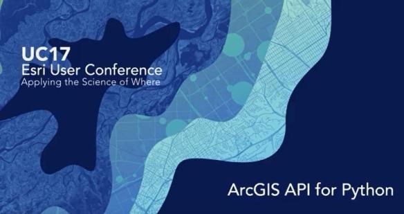 ArcGIS API for Python | SoCalGIS org
