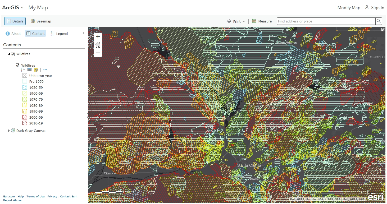 Extracting MORE Features from Map Services | SoCalGIS org
