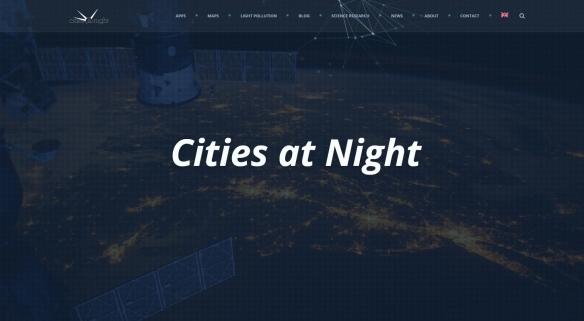citiesatnight