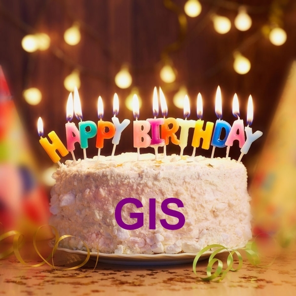 happybirthdaygis